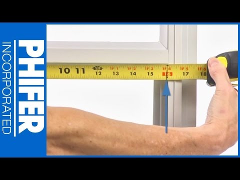 DIY: How to measure, cut, and install window screens yourself | Phifer Inc.