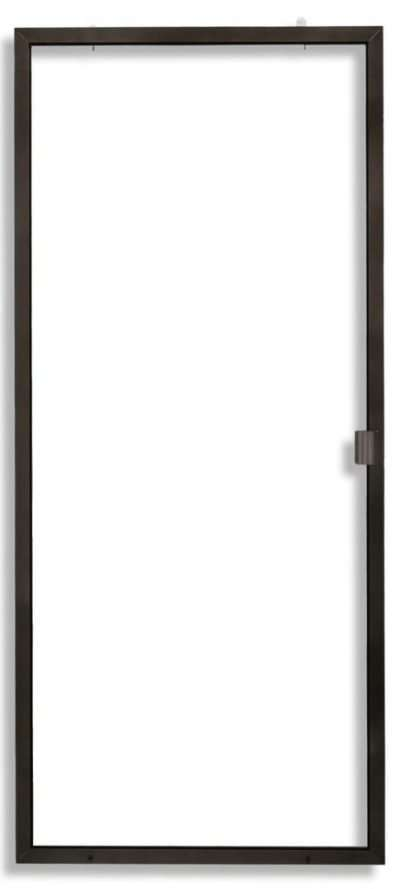 Heavy Duty Sliding Screen Door Bronze