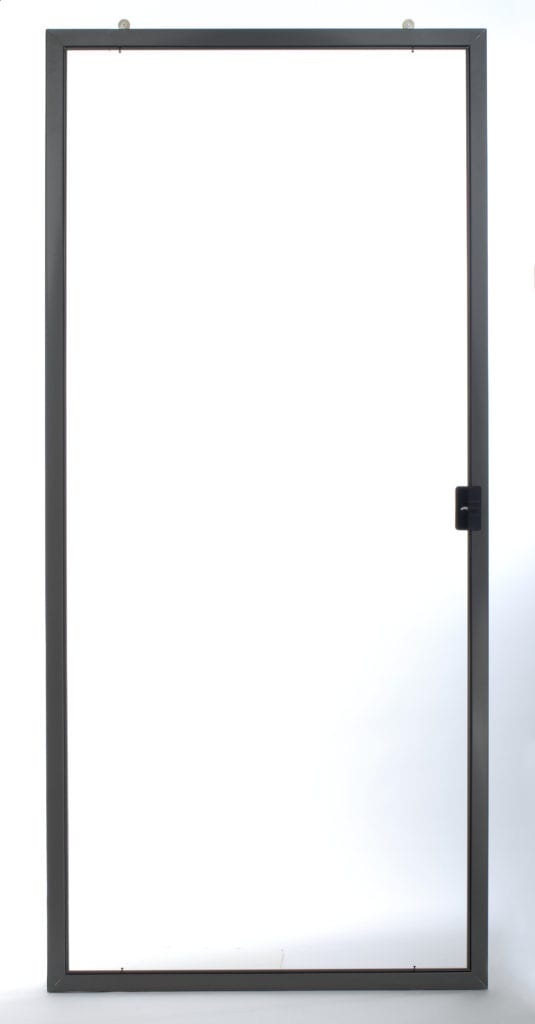 48 x79 economy sliding screen door assembled custom for Best sliding screen door