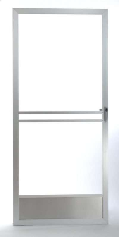 Best Price Model E Swinging Screen Door with hinges