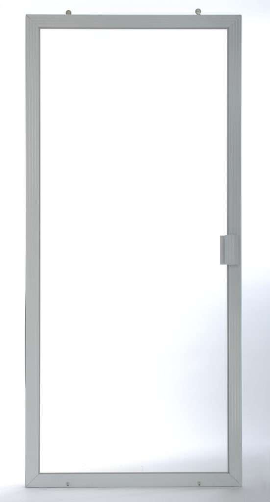 Ez slide heavy duty sliding screen door best custom for Sliding screen door frame