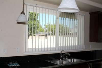 EZ Glide Vertical Blinds