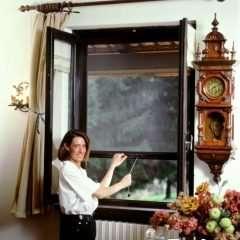 Cascade Window Screen