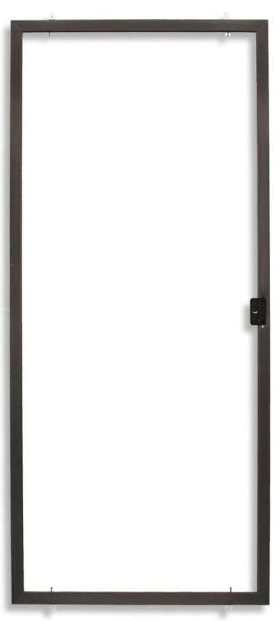 Economy Sliding Screen Door Bronze frame