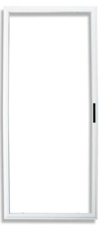 Premier Sliding Screen Door White