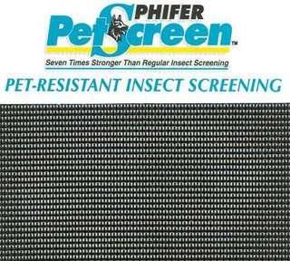 "36"" Pet Screen"