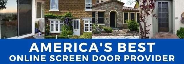 Americas Best Online Screen Door Provider