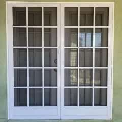 DBL French Door Cape Cod Shown