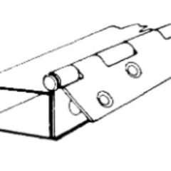 Extruded Adjustment channel